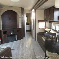 White Horse RV Center (Galloway Twp) 2017 Cherokee 39FK Front Kitchen Double Slide King Bed  Destination Trailer by Forest River | Egg Harbor City, New Jersey