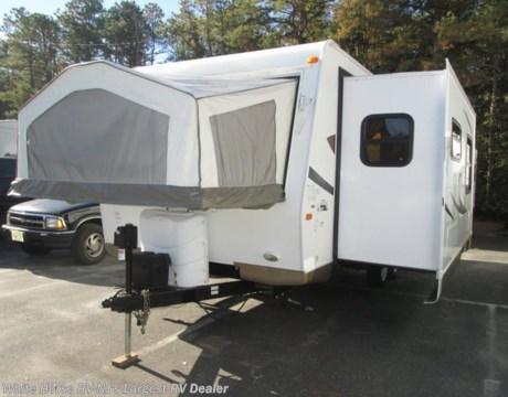 TT1968 2011 Rockwood Roo 21SS Sofa Bed & Dinette Slide for sale in Egg Harbor City NJ