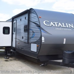 2019 Coachmen Catalina 333BHTSCK  - Travel Trailer New  in Egg Harbor City NJ For Sale by White Horse RV Center (Galloway Twp) call 609-404-1717 today for more info.