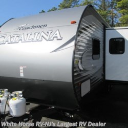 New 2018 Coachmen Catalina 221TBS SBX 2-BdRM U-Dinette Slide Triple Bunks For Sale by White Horse RV Center (Galloway Twp) available in Egg Harbor City, New Jersey