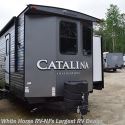 2019 Coachmen Catalina Destination 40BHTS  - Destination Trailer New  in Egg Harbor City NJ For Sale by White Horse RV Center (Galloway Twp) call 609-404-1717 today for more info.