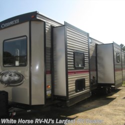 New 2018 Forest River Cherokee 39BR 2-BdRM Quad Slide with Bunkhouse For Sale by White Horse RV Center (Galloway Twp) available in Egg Harbor City, New Jersey
