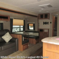 White Horse RV Center (Galloway Twp) 2018 Catalina 263RLS Legacy Edition Rear Living Slide  Travel Trailer by Coachmen | Egg Harbor City, New Jersey