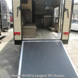 2018 Forest River Wolf Pup 17RP Front Double & Single Beds Rear Ramp Garage  - Toy Hauler New  in Egg Harbor City NJ For Sale by White Horse RV Center (Galloway Twp) call 609-404-1717 today for more info.