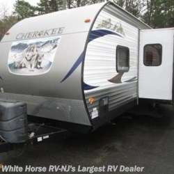 Used 2013 Forest River Cherokee 274BH 2-BdRM U-Dinette & Sofa Slide-out w/Bunks For Sale by White Horse RV Center (Galloway Twp) available in Egg Harbor City, New Jersey