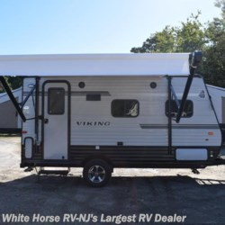 White Horse RV Center (Galloway Twp) 2018 Viking 16RBD EXPANDABLE LIGHT WEIGHT TRAILER  Expandable Trailer by Coachmen | Egg Harbor City, New Jersey