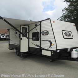 2018 Coachmen Viking 21BH 2-BdRM Front Walk-Around Queen, Rear Bunks  - Travel Trailer New  in Egg Harbor City NJ For Sale by White Horse RV Center (Galloway Twp) call 609-404-1717 today for more info.
