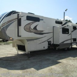 New 2018 Grand Design Solitude 377MBS 2-BdRM Den Loft Rear Living Quad Slide For Sale by White Horse RV Center (Galloway Twp) available in Egg Harbor City, New Jersey