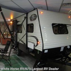 2018 Coachmen Viking 16FB Roomy Rear Bath, Dinette, Front Bed  - Travel Trailer New  in Egg Harbor City NJ For Sale by White Horse RV Center (Galloway Twp) call 609-404-1717 today for more info.