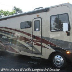 New 2018 Fleetwood Storm 36F 2-BdRM Double Slide Bunks & 2 Full Baths For Sale by White Horse RV Center (Galloway Twp) available in Egg Harbor City, New Jersey
