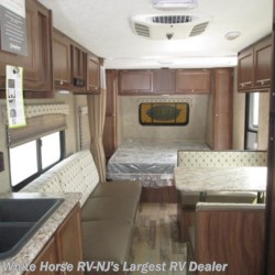 White Horse RV Center (Galloway Twp) 2018 Viking 21FQ Front Walk-Around Queen, Sofa/Bed & Dinette  Travel Trailer by Coachmen | Egg Harbor City, New Jersey
