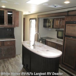 White Horse RV Center (Galloway Twp) 2018 Reflection 297RSTS Rear Sofa Theater Seats/Dinette 2 Slides  Travel Trailer by Grand Design | Egg Harbor City, New Jersey