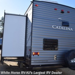 White Horse RV Center (Galloway Twp) 2018 Catalina SBX 281RKS-Spacious bedroom w/walk-around Queen Bed  Travel Trailer by Coachmen | Egg Harbor City, New Jersey