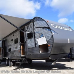 New 2018 Coachmen Catalina 323BHDSCK 2-BdRM 2-Slides Loft/Sofa/Bunk Ext Kitch For Sale by White Horse RV Center (Galloway Twp) available in Egg Harbor City, New Jersey