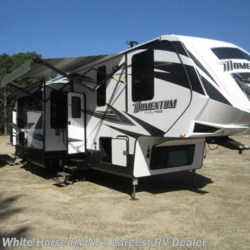 New 2018 Grand Design Momentum 395M For Sale by White Horse RV Center (Galloway Twp) available in Egg Harbor City, New Jersey