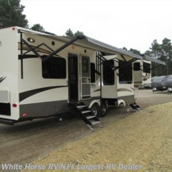 White Horse RV Center (Galloway Twp) 2018 Solitude 379FLS  Fifth Wheel by Grand Design | Egg Harbor City, New Jersey