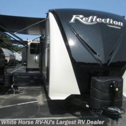 2018 Grand Design Reflection 315RLTS Rear Living Triple Slide  - Travel Trailer New  in Egg Harbor City NJ For Sale by White Horse RV Center (Galloway Twp) call 609-404-1717 today for more info.