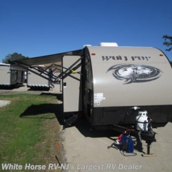 2018 Forest River Wolf Pup 16BHS Queen bed and dble bunk beds  - Travel Trailer New  in Egg Harbor City NJ For Sale by White Horse RV Center (Galloway Twp) call 609-404-1717 today for more info.