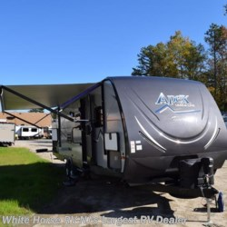2018 Coachmen Apex Ultralite 289TBSS 2-BdRM Sofa/Dinette Slide Rear S  - Travel Trailer New  in Egg Harbor City NJ For Sale by White Horse RV Center (Galloway Twp) call 609-404-1717 today for more info.