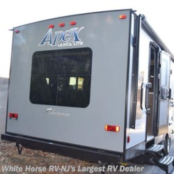 2018 Coachmen Apex 279RLSS  - Travel Trailer New  in Egg Harbor City NJ For Sale by White Horse RV Center (Galloway Twp) call 609-404-1717 today for more info.