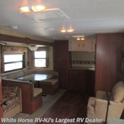 White Horse RV Center (Galloway Twp) 2010 Outback 286FK Front Kitchen Slide-out  Travel Trailer by Keystone | Egg Harbor City, New Jersey
