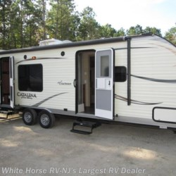White Horse RV Center (Galloway Twp) 2015 Catalina 253RKS  Travel Trailer by Coachmen | Egg Harbor City, New Jersey