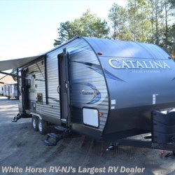 New 2018 Coachmen Catalina 263RLS For Sale by White Horse RV Center (Galloway Twp) available in Egg Harbor City, New Jersey