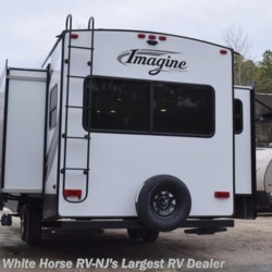 White Horse RV Center (Galloway Twp) 2018 Imagine 2970RL SPACIOUS REAR LIVING WITH DOUBLE SLIDE  Travel Trailer by Grand Design | Egg Harbor City, New Jersey