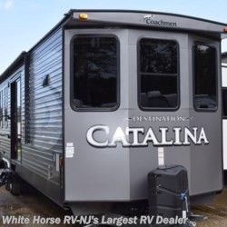 New 2018 Coachmen Catalina Destination 39FKTS For Sale by White Horse RV Center (Galloway Twp) available in Egg Harbor City, New Jersey