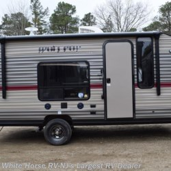 New 2018 Forest River Cherokee Wolf Pup 16FQ For Sale by White Horse RV Center (Galloway Twp) available in Egg Harbor City, New Jersey