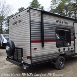 2018 Forest River Cherokee Wolf Pup 16FQ  - Travel Trailer New  in Egg Harbor City NJ For Sale by White Horse RV Center (Galloway Twp) call 609-404-1717 today for more info.