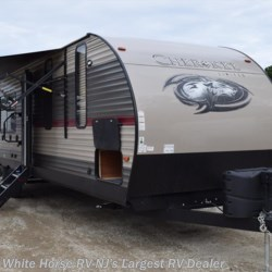 2018 Forest River Cherokee 274RK Rear Kitchen Slide-out  - Travel Trailer New  in Egg Harbor City NJ For Sale by White Horse RV Center (Galloway Twp) call 609-404-1717 today for more info.