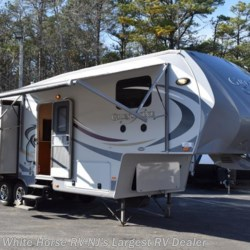 Used 2011 Heartland  Greystone GS29MK Rear Living Room Triple Slide For Sale by White Horse RV Center (Galloway Twp) available in Egg Harbor City, New Jersey