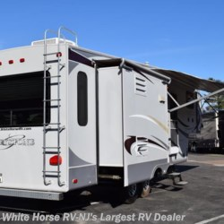 White Horse RV Center (Galloway Twp) 2011 Greystone GS29MK Rear Living Room Triple Slide  Fifth Wheel by Heartland  | Egg Harbor City, New Jersey