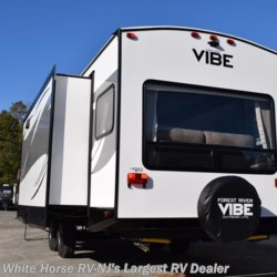 2018 Forest River Vibe 288RLS Rear Living Dual slides, spacious!  - Travel Trailer New  in Egg Harbor City NJ For Sale by White Horse RV Center (Galloway Twp) call 609-404-1717 today for more info.