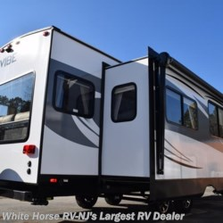 White Horse RV Center (Galloway Twp) 2018 Vibe 288RLS Rear Living Dual slides, spacious!  Travel Trailer by Forest River | Egg Harbor City, New Jersey
