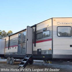 New 2018 Forest River Cherokee 304VFK For Sale by White Horse RV Center (Galloway Twp) available in Egg Harbor City, New Jersey