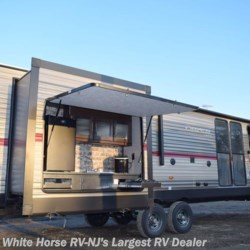 2018 Forest River Cherokee 304VFK  - Travel Trailer New  in Egg Harbor City NJ For Sale by White Horse RV Center (Galloway Twp) call 609-404-1717 today for more info.