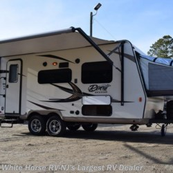 Used 2017 Forest River Rockwood Roo 19 with Front & Rear Queen Bed Ends For Sale by White Horse RV Center (Williamstown) available in Williamstown, New Jersey