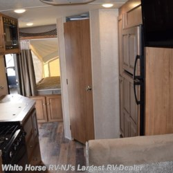 White Horse RV Center (Williamstown) 2017 Rockwood Roo 19 with Front & Rear Queen Bed Ends  Expandable Trailer by Forest River | Williamstown, New Jersey