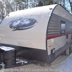 2018 Forest River Grey Wolf 20RDSE  - Travel Trailer New  in Egg Harbor City NJ For Sale by White Horse RV Center (Galloway Twp) call 609-404-1717 today for more info.
