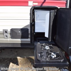 2018 Forest River Grey Wolf 26DBH  - Travel Trailer New  in Egg Harbor City NJ For Sale by White Horse RV Center (Galloway Twp) call 609-404-1717 today for more info.