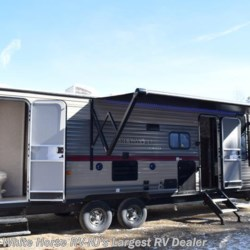 New 2018 Forest River Grey Wolf 26DBH For Sale by White Horse RV Center (Galloway Twp) available in Egg Harbor City, New Jersey