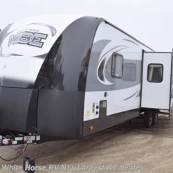 2018 Forest River Vibe 313BHS  - Travel Trailer New  in Egg Harbor City NJ For Sale by White Horse RV Center (Galloway Twp) call 609-404-1717 today for more info.