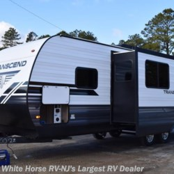 2018 Grand Design Transcend 27BHS  - Travel Trailer New  in Egg Harbor City NJ For Sale by White Horse RV Center (Galloway Twp) call 609-404-1717 today for more info.