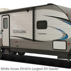 Stock Image for 2018 Coachmen Catalina 273BHS (options and colors may vary)