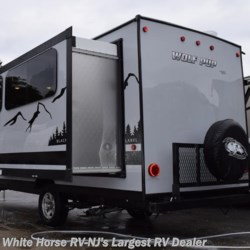 White Horse RV Center (Galloway Twp) 2018 Cherokee Wolf Pup 18TO *BLACK LABEL*  Travel Trailer by Forest River | Egg Harbor City, New Jersey