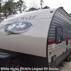 White Horse RV Center (Galloway Twp) 2018 Grey Wolf 19SM  Travel Trailer by Forest River | Egg Harbor City, New Jersey