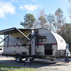 2018 Forest River Wolf Pup 18TO  - Travel Trailer New  in Egg Harbor City NJ For Sale by White Horse RV Center (Galloway Twp) call 609-404-1717 today for more info.