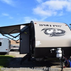 New 2018 Forest River Wolf Pup 18TO For Sale by White Horse RV Center (Galloway Twp) available in Egg Harbor City, New Jersey
